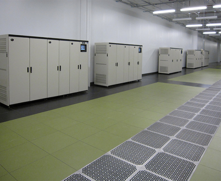 Compu Site Raised Access Flooring
