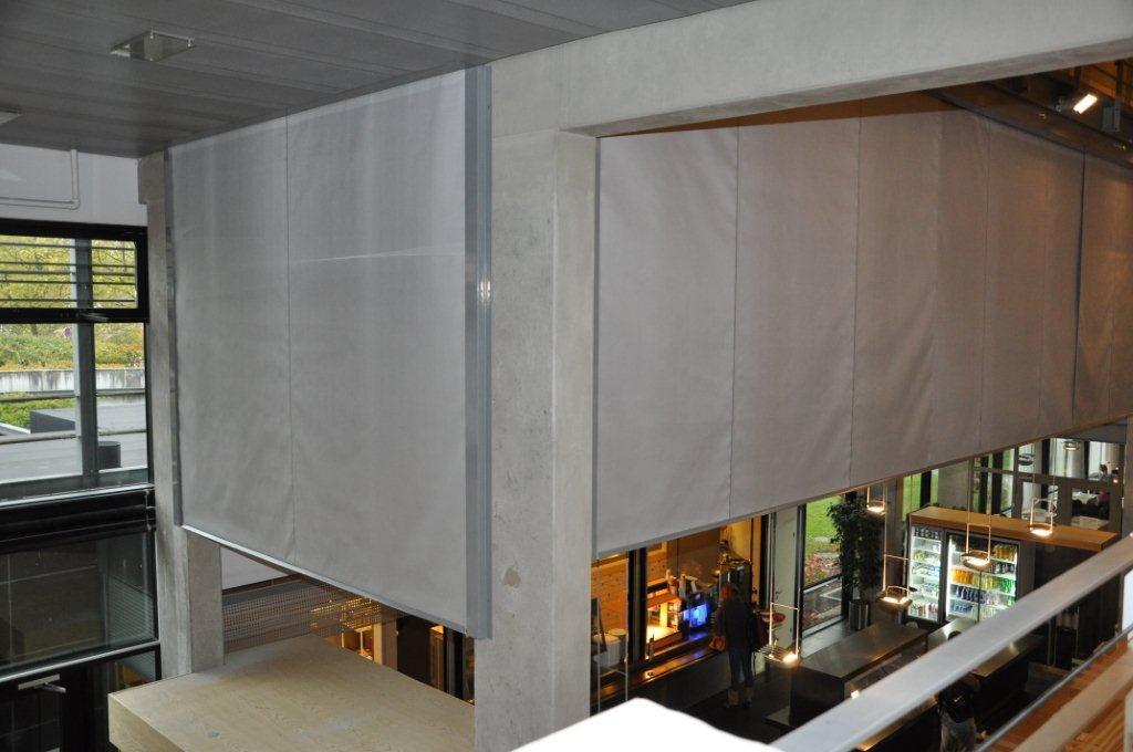 Compu Site Smoke Amp Fire Curtains Compu Site